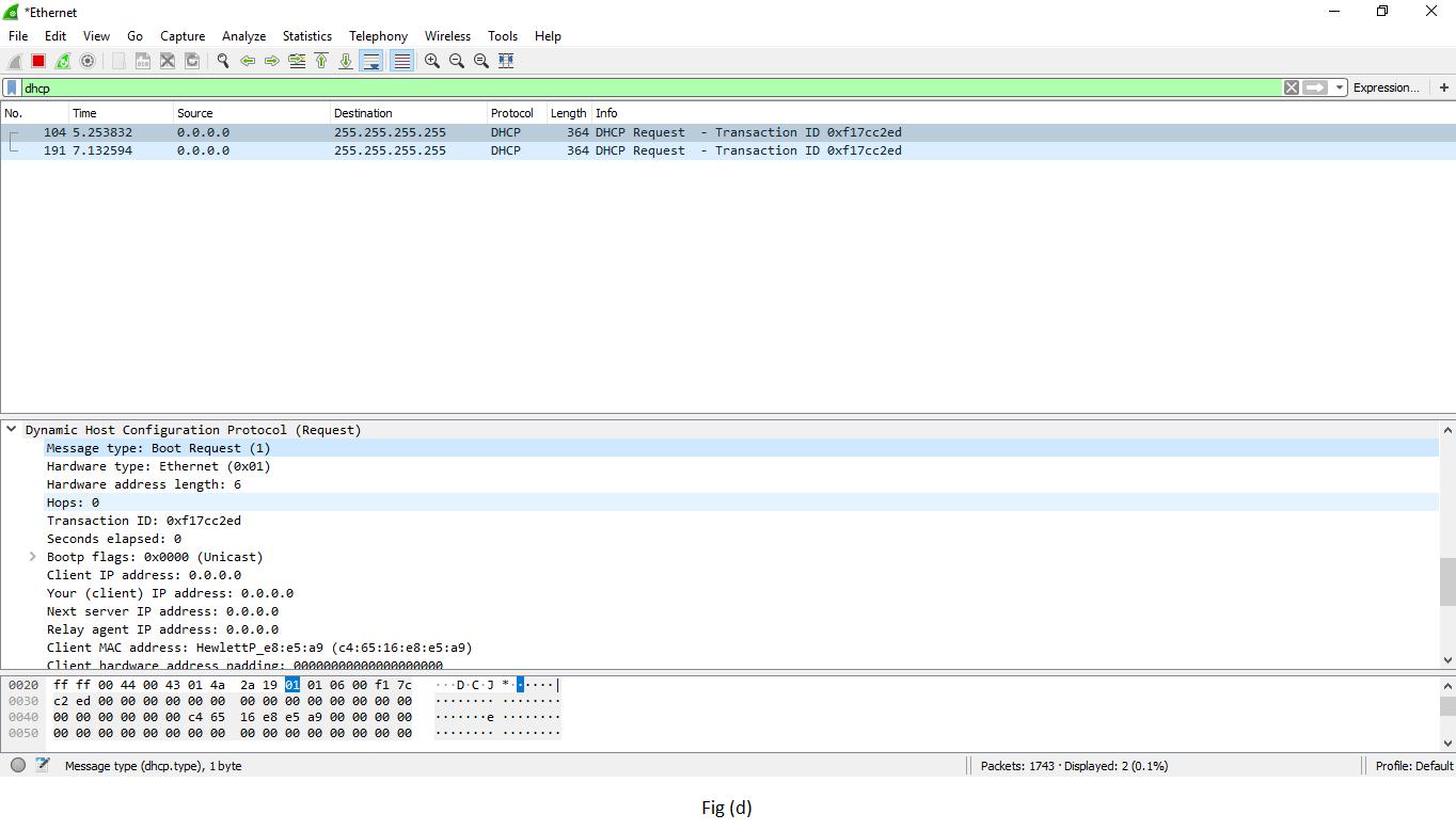 Wireshark Tutorial