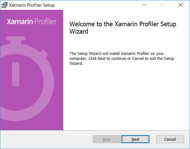 Xamarin Profiler