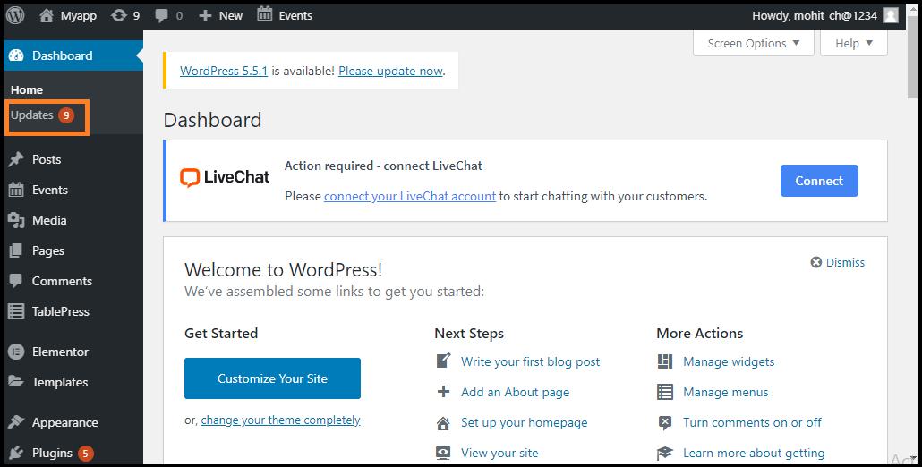 How to Update WordPress Themes