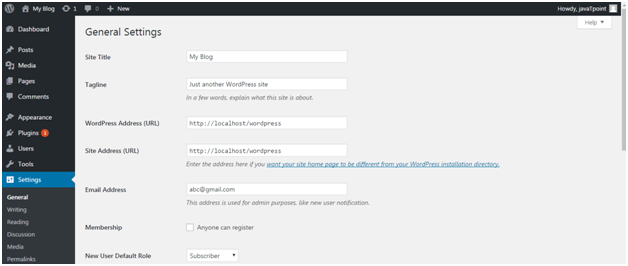Wordpress Wordpress comment8