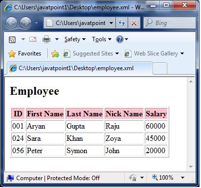 XSLT Xsl import element 1
